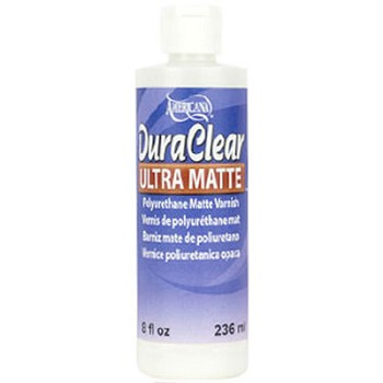 DuraClear Varnish - Ultra Matte 8oz