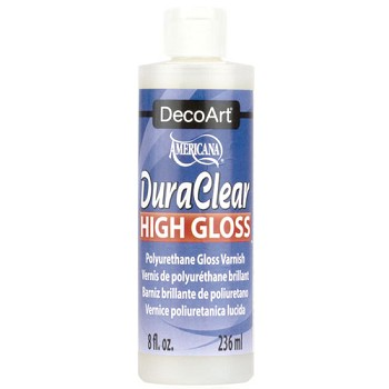 DuraClear Varnish - High Gloss 8oz