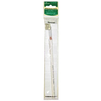 Water Soluble Pencils - White