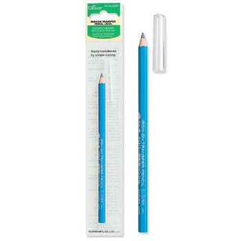 Iron-On Transfer Pencil - Blue
