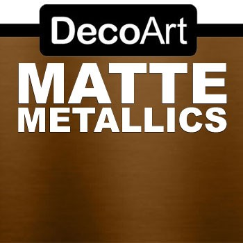 Matte Metallic - Aged Bronze - 2oz