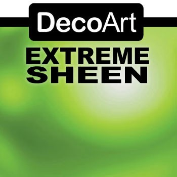 Peridot Extreme DecoArt Sheen - 2oz