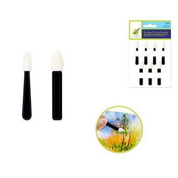Sponge-Tip Applicators - 7pc