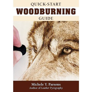 Quick-Start Woodburning Guide Book