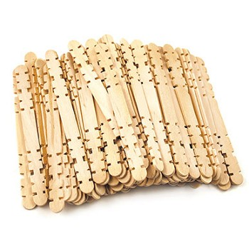 "Skill Sticks Natural - 4 1/2"" x 3/8"" - 80pc"