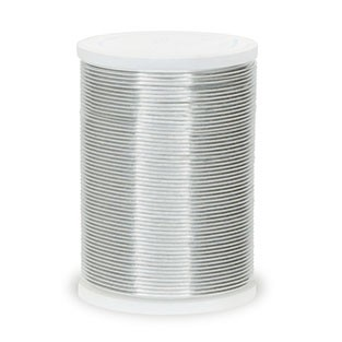 Wire - 26 Gauge Silver - 15yds (45')