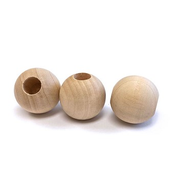 "Dowel Cap Ball - 1"" (3/8"" x 1/2"" Hole)"