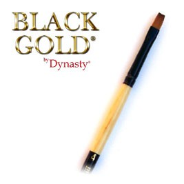 Dynasty Black Gold Flat Wash 1/2""