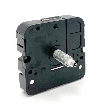 "Mini Quartz Clock - 1/4"" Shaft"