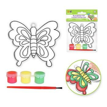 Suncatcher Kit - Butterfly