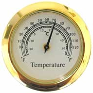 Thermometer Fit-Up - 1 7/16""