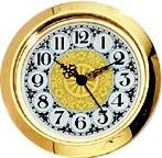"Clock Fit-Up - 1 7/16"" - Fancy/Arabic"