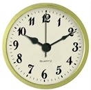 "Clock Fit-Up - 2 3/4"" - Ivory/Arabic"