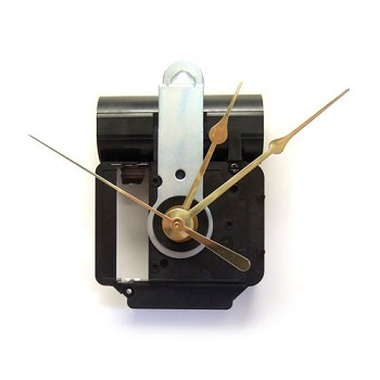 "Standard Quartz Movement - 5/8"" with Westminster Chime"