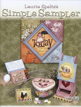 Simple Sampler by Laurie Speltz