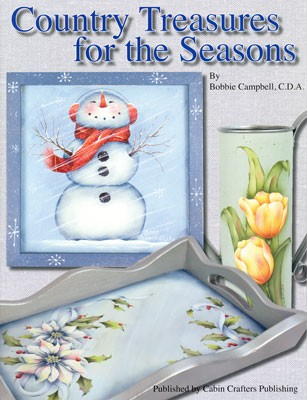 Country Treasures for the Seasons by Bobbie Campbell