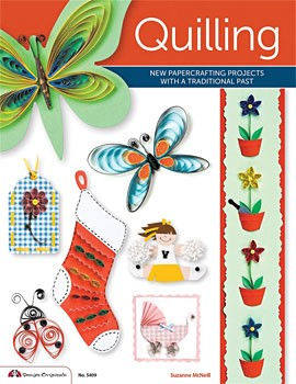 Quilling by Suzanne McNeill (previously #D5409)