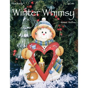 Winter Whimsy #4 by Renee' Mullins