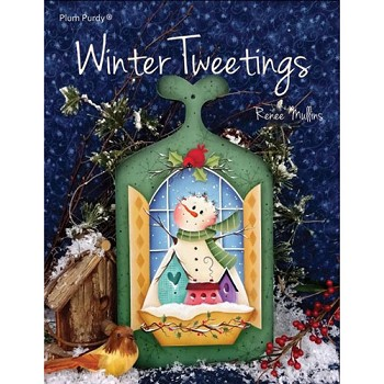 Winter Tweetings by Renee' Mullins