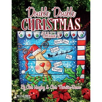 Double, Double Xmas #2 by Chris Haughey