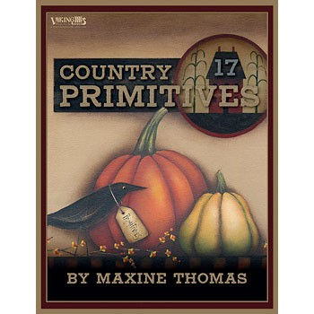 Country Primitives #17 by Maxine Thomas