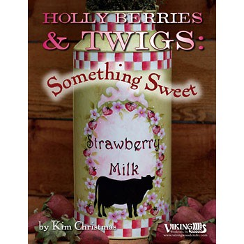 Holly Berries Something Sweet by Kim Christmas