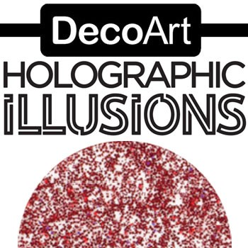 Holographic Illusions - Bewitching Red - 2oz