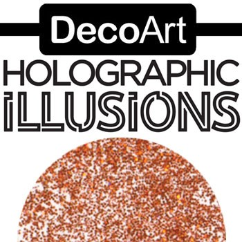 Holographic Illusions - Orange Flash - 2oz