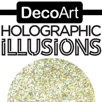 Holographic Illusions - Magic Gold - 2oz