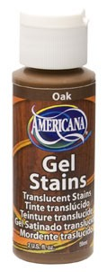 Gel Stain - Oak - 2oz