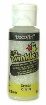 Craft Twinkles - Crystal 2oz