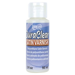 Duraclear Varnish - Satin 2oz