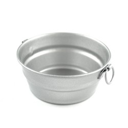 "Metal Washtub - 1 3/4"" wide"