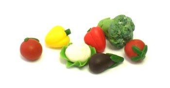 Mini Assorted Vegetables - 7pc