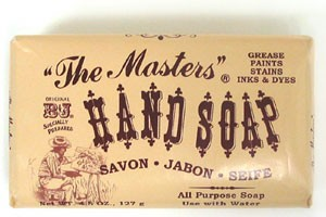 Masters Hand Soap - 4 1/2oz