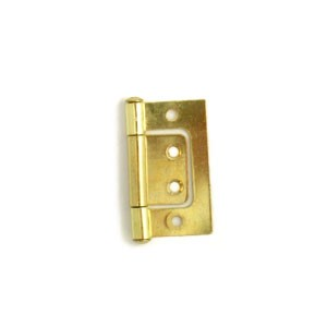 "Non-Mortise Butt Hinge - 1 1/2"" x 13/16"""