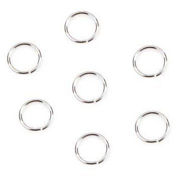 Jump Ring - 12mm Silver - 15 grams