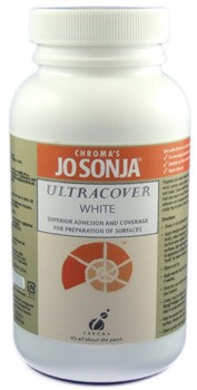 Ultra Cover White - 8oz