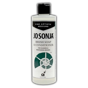 Jo Sonja Brush Soap & Conditioner - 8oz