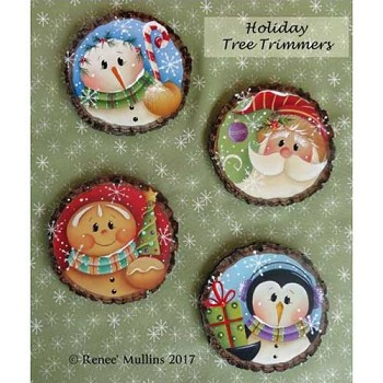 Renee Mullins Packet - Holiday Tree Trimmers
