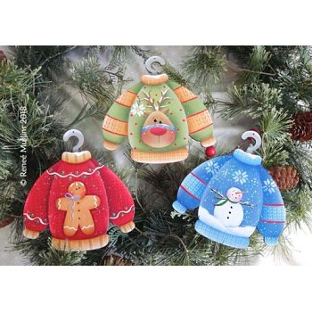 Renee Mullins Packet - Purdy Christmas Sweaters
