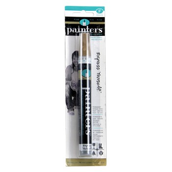 Painters Pen-Fine-Gold Metallic