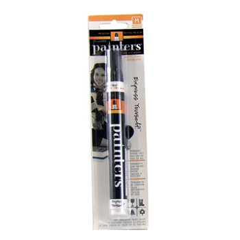 Painters Pen-Medium-Black