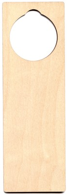 "Door Hanger - 3 1/8"" x 9 1/2"" (previously #PLY900)"