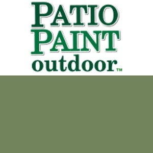 Patio Paint Fern Green - 2oz