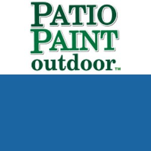 Patio Paint Hydrangea Blue - 2oz