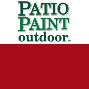 Patio Paint Tuscan Red - 2oz