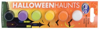 Americana Paint Pot Set - Halloween Haunts