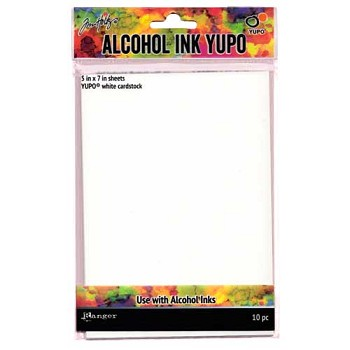 "Yupo Paper - Translucent (10pc) - 5"" x 7"""