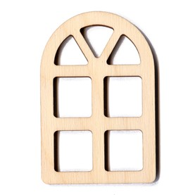 "Arched Window - 2"" x 3"""